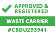 Registered Waste Carrier Cornwall