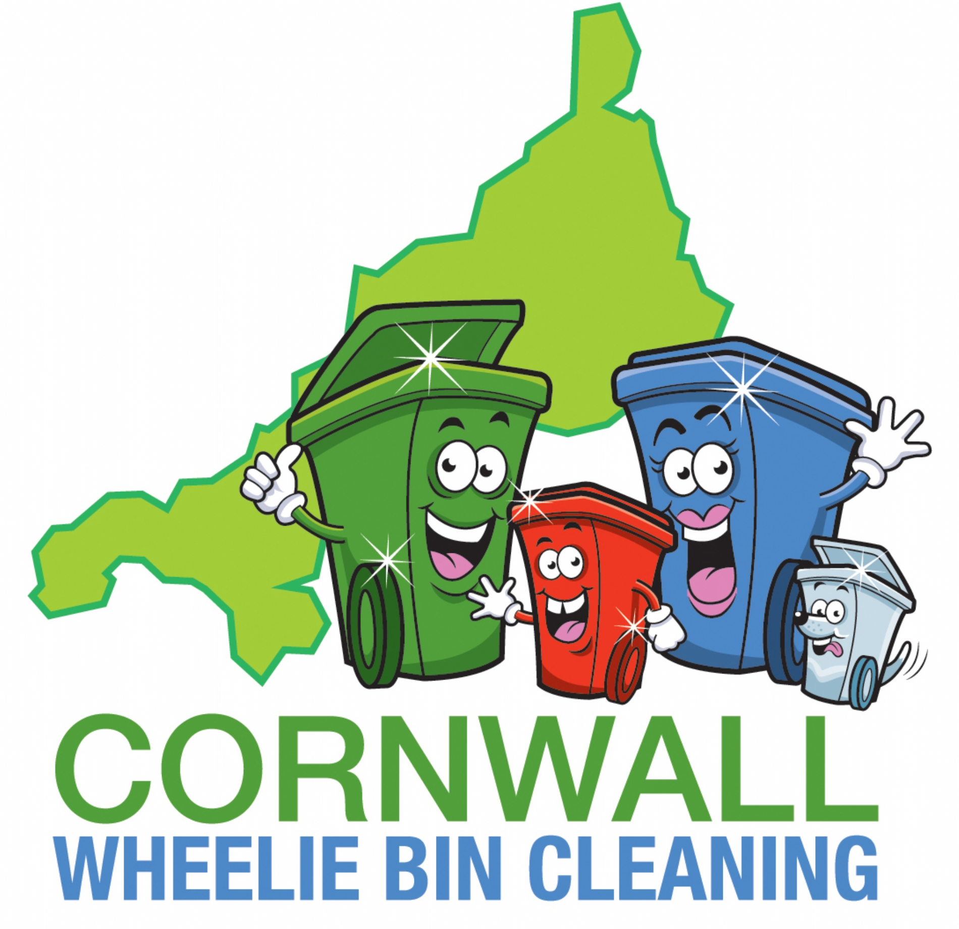 Cornwall Wheelie Bin Cleaning
