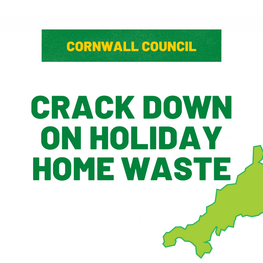 Cornwall Council Launching Crack Down On Holiday Home Waste