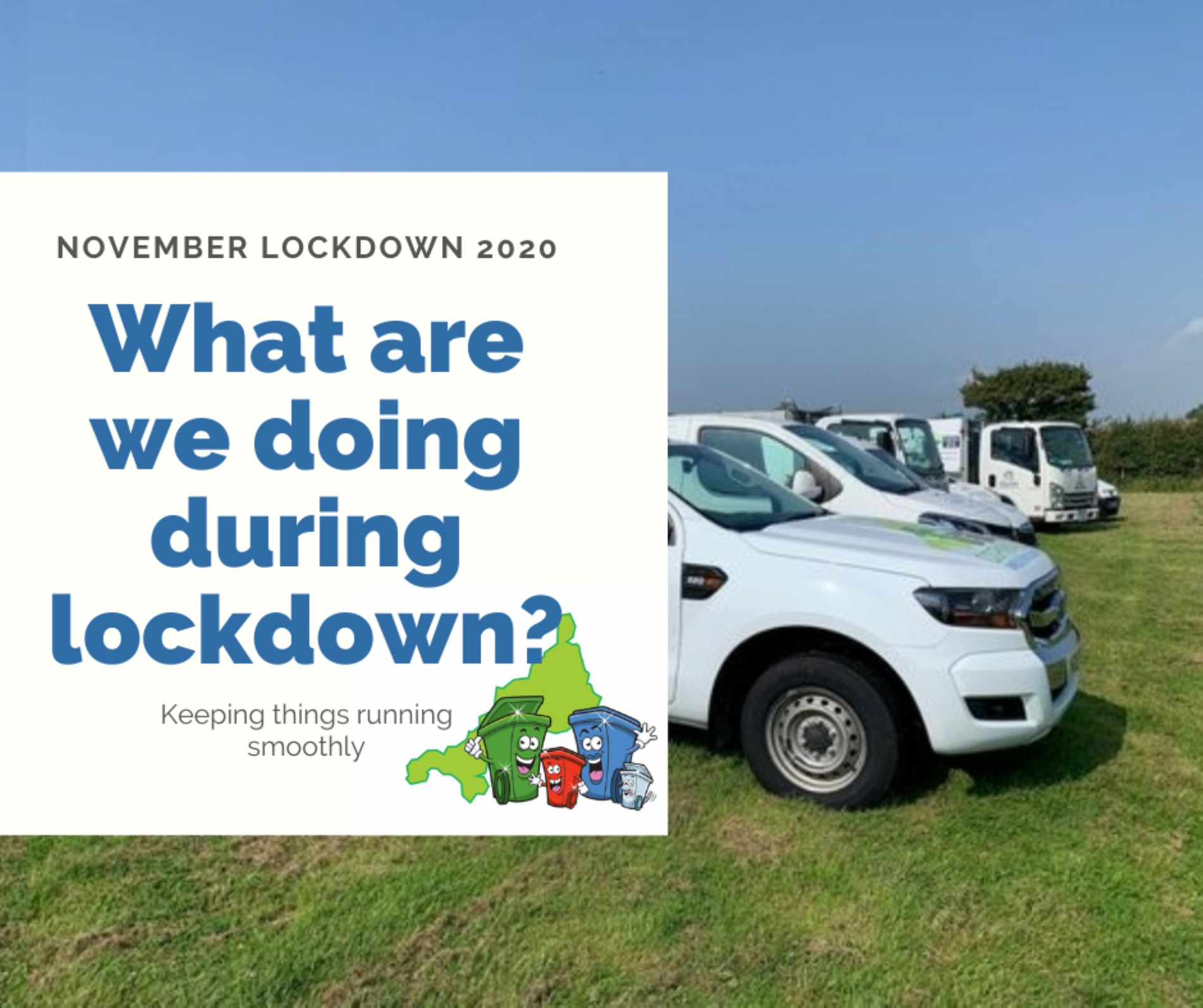 November Lockdown Phase Two
